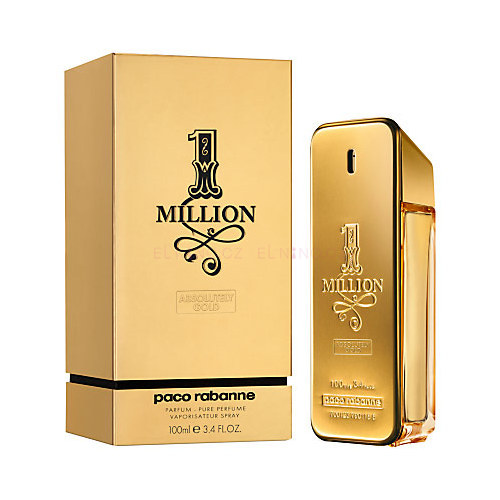 Paco Rabanne 1 Million Absolutely Gold parfémová voda 100 ml + výdejní místa po celé ČR