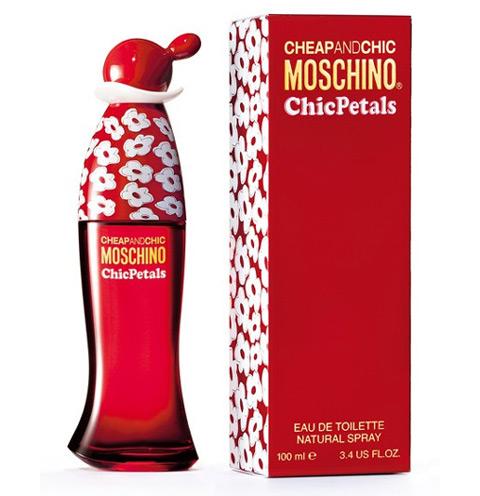 Moschino Cheap and Chic Chic Petals toaletní voda 30 ml + výdejní místa po celé ČR