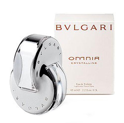 BVLGARI Omnia Crystalline toaletní voda 40 ml + výdejní místa po celé ČR
