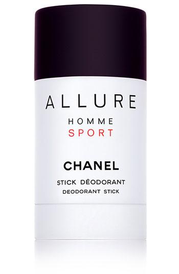 CHANEL Allure Homme Sport Tuhý deodorant 75 ml + výdejní místa po celé ČR