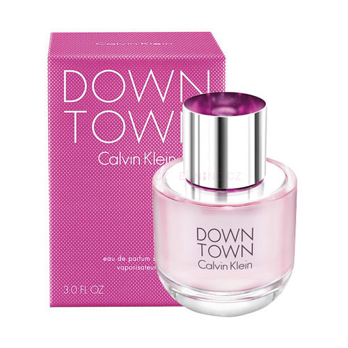 Calvin Klein Downtown parfémová voda 90 ml + výdejní místa po celé ČR