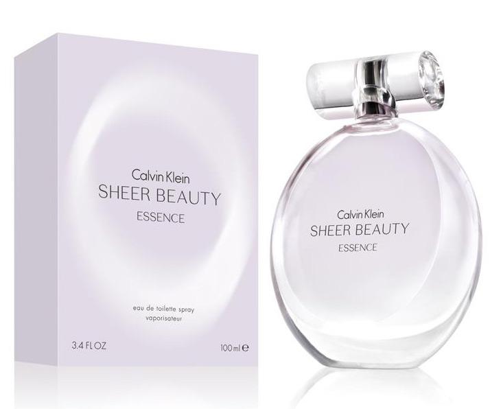 Calvin Klein Sheer Beauty Essence toaletní voda 100 ml + výdejní místa po celé ČR