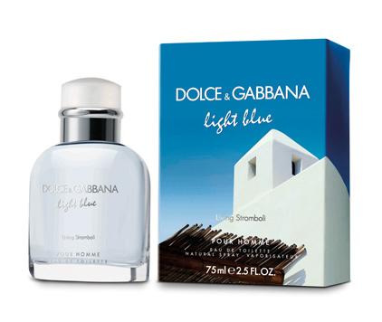 Dolce Gabbana Light Blue Pour Homme Living Stromboli Toaletní voda 125 ml + výdejní místa po celé ČR