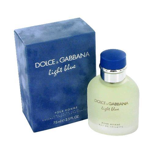 DOLCE GABBANA Light Blue Pour Homme toaletní voda 125 ml Tester + výdejní místa po celé ČR