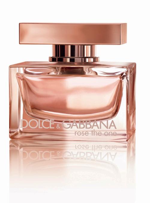 DOLCE GABBANA The One Rose parfémová voda 75 ml + výdejní místa po celé ČR