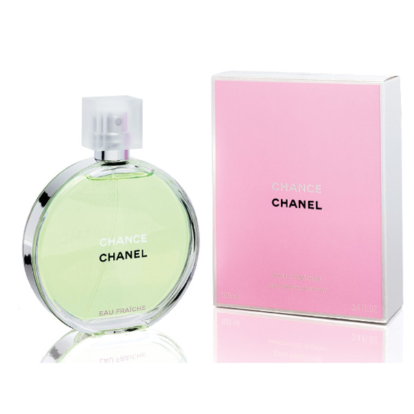 Chanel Chance Eau Fraiche toaletní voda 100 ml + výdejní místa po celé ČR