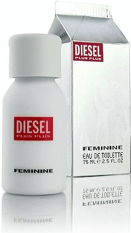 Diesel Plus Plus Feminine toaletní voda 75 ml + výdejní místa po celé ČR