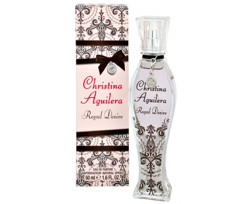 Christina Aguilera Royal Desire parfemovaná voda 1 ml odstřik + výdejní místa po celé ČR