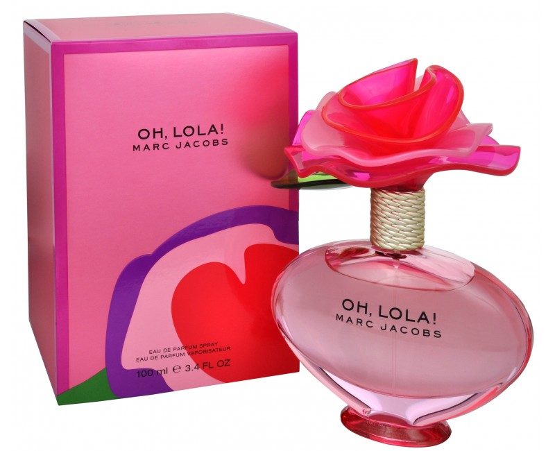 Marc Jacobs Oh Lola parfémová voda 100 ml + výdejní místa po celé ČR
