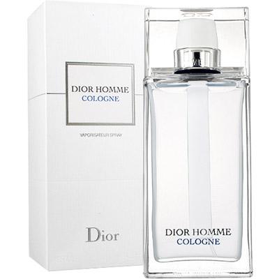 Christian Dior Homme Cologne 2013 kolínská voda 125 ml tester + výdejní místa po celé ČR