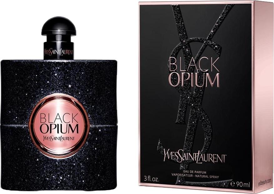 Yves Saint Laurent Opium Black parfémová voda 50 ml + výdejní místa po celé ČR