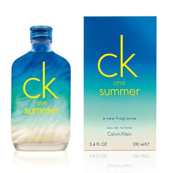 Calvin Klein CK One Summer 2015 toaletní voda unisex 100 ml + výdejní místa po celé ČR