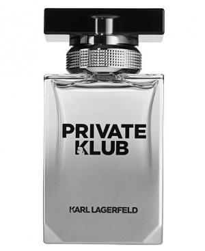 Karl Lagerfeld Private Klub For Men toaletní voda 100 ml + výdejní místa po celé ČR