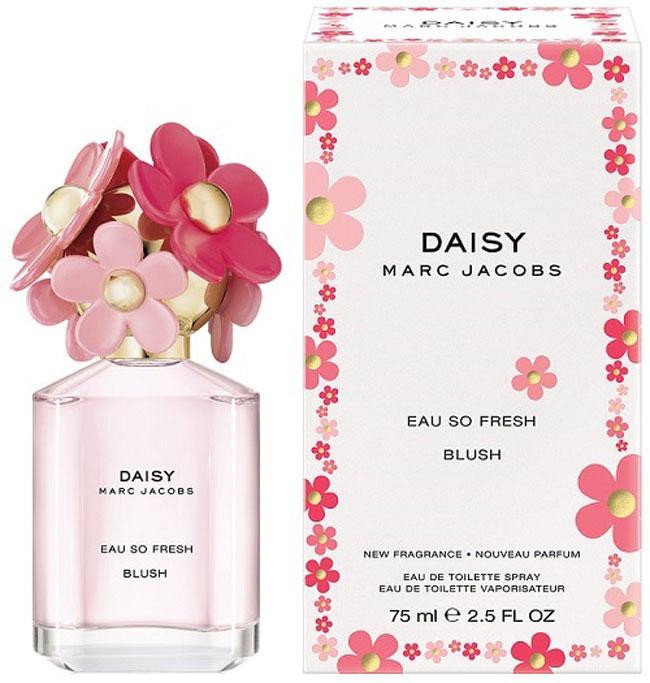 Marc Jacobs Daisy Eau So Fresh Blush dámská toaletní voda 75 ml + výdejní místa po celé ČR