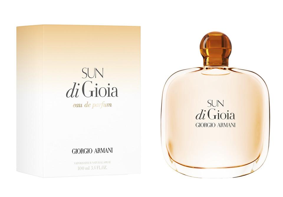 Giorgio Armani Sun di Gioia parfémová voda pro ženy 100 ml + výdejní místa po celé ČR