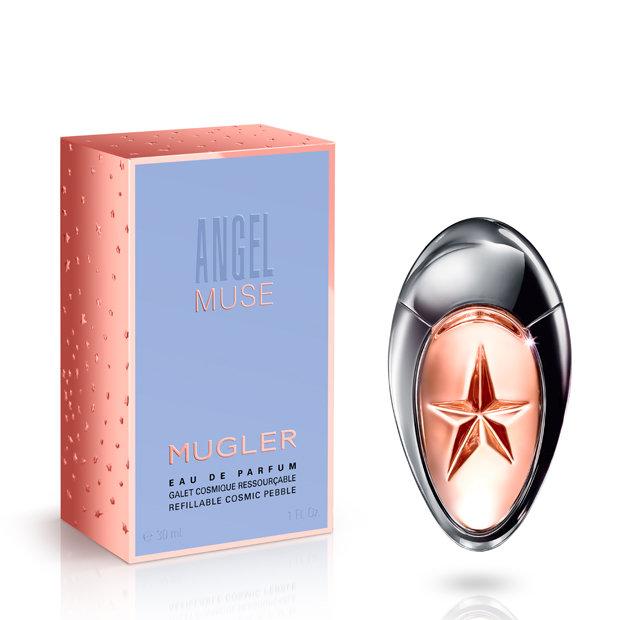 Thierry Mugler Angel Muse parfemovaná voda pro ženy (plnitelná) 50 ml + výdejní místa po celé ČR