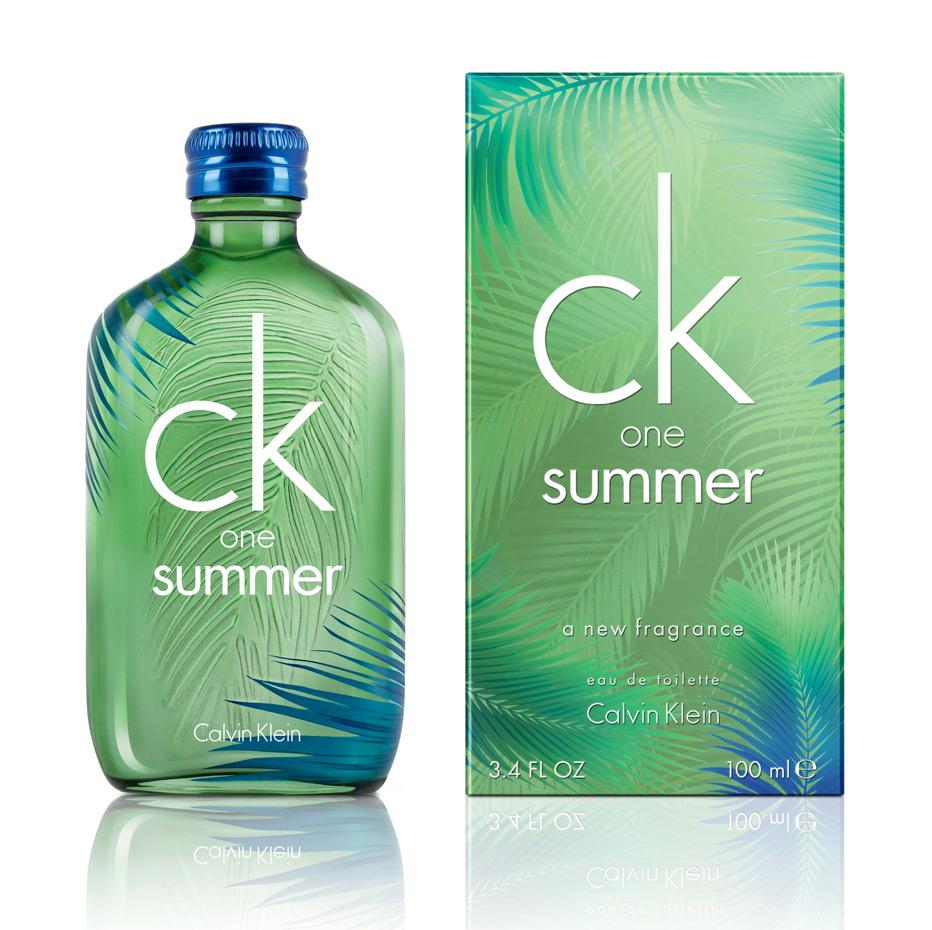 Calvin Klein CK One Summer 2016 toaletní voda 100 ml + výdejní místa po celé ČR