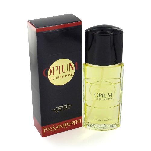 YVES SAINT LAURENT Opium Pour Homme toaletní voda 100 ml + výdejní místa po celé ČR