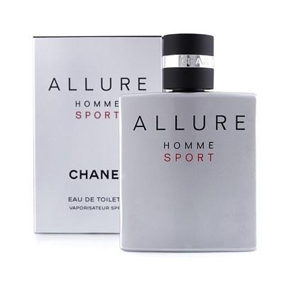 Chanel Allure Homme Sport toaletní voda 50 ml tester + výdejní místa po celé ČR