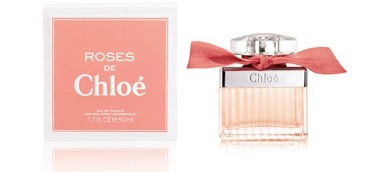 Chloé Roses de Chloé toaletní voda 75 ml + výdejní místa po celé ČR