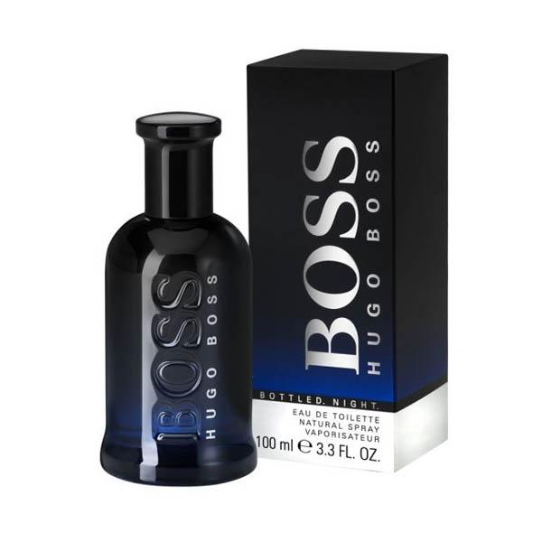 Hugo Boss Boss Bottled Night 100 ml toaletní voda + výdejní místa po celé ČR
