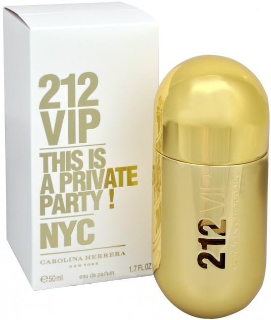 Carolina Herrera 212 VIP parfémová voda pro ženy 80 ml + výdejní místa po celé ČR