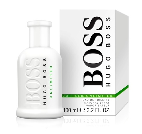 Hugo Boss No.6 Unlimited toaletní voda 50 ml + výdejní místa po celé ČR