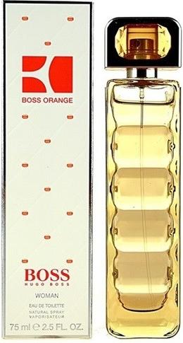 Hugo Boss Boss Orange Woman toaletní voda 75 ml + výdejní místa po celé ČR