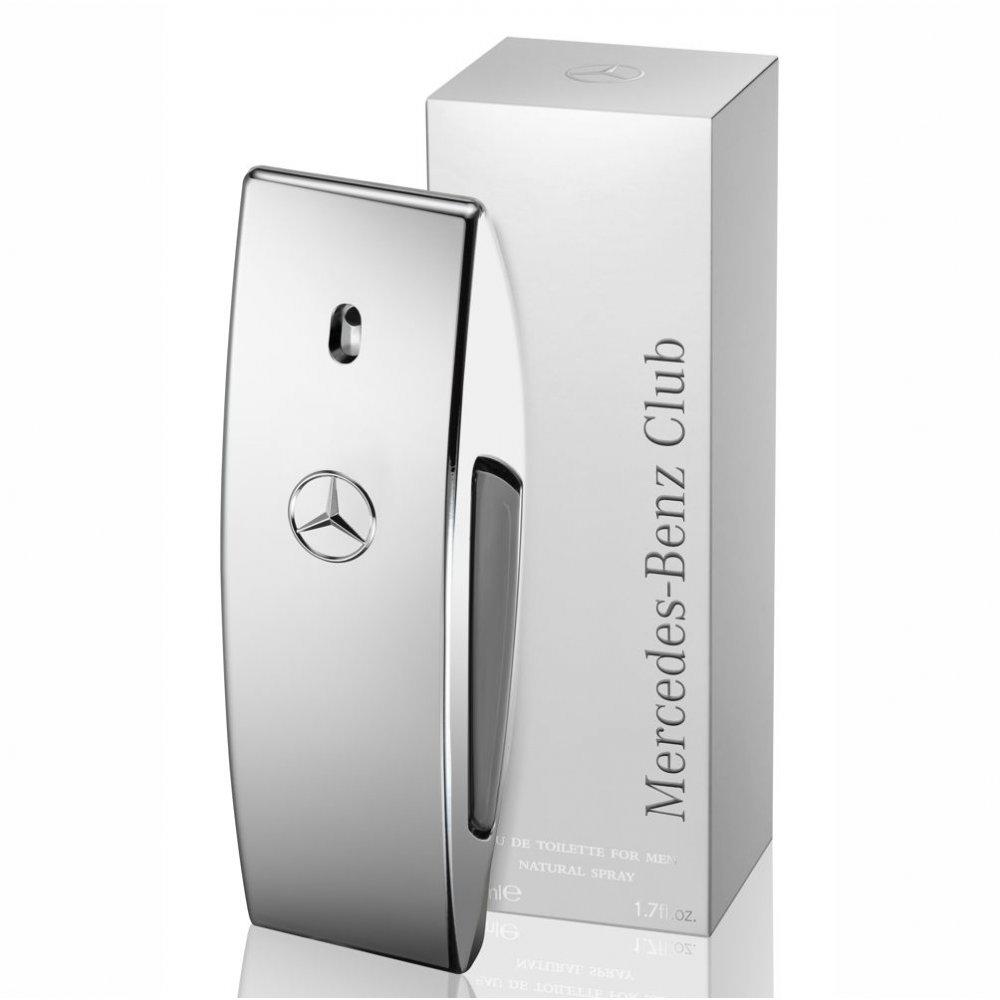 Mercedes Benz Club toaletní voda pro muže 100 ml + výdejní místa po celé ČR
