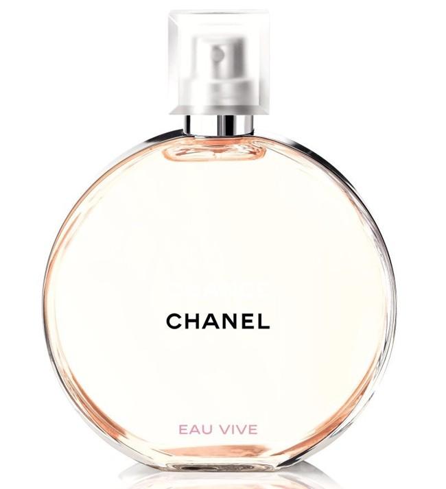 Chanel Chance Eau Vive toaletní voda 100 ml + výdejní místa po celé ČR