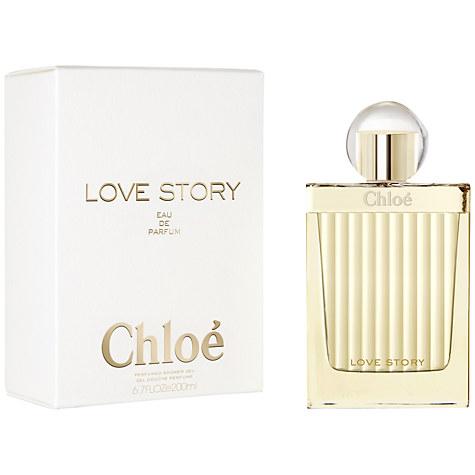 Chloé Love Story parfémovaný sprchový gel 200 ml + výdejní místa po celé ČR