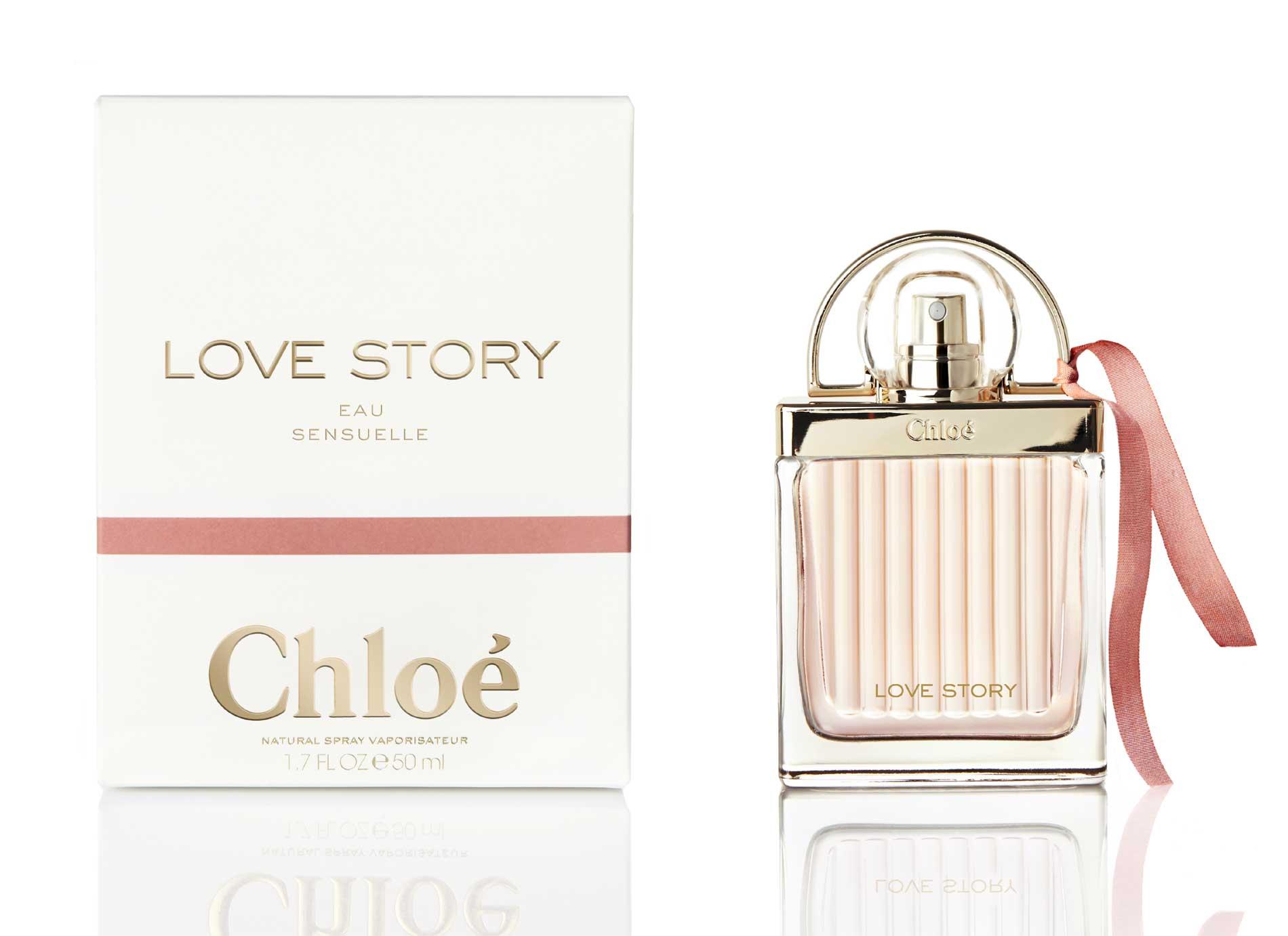 Chloé Love story Eau Sensuelle parfémovaná voda pro ženy 30 ml + výdejní místa po celé ČR
