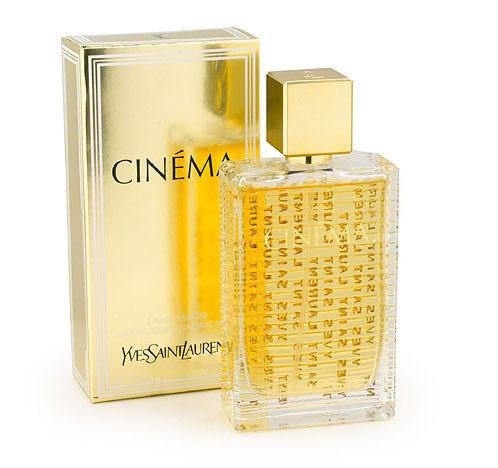 Yves Saint Laurent Cinéma parfémová voda 50 ml + výdejní místa po celé ČR