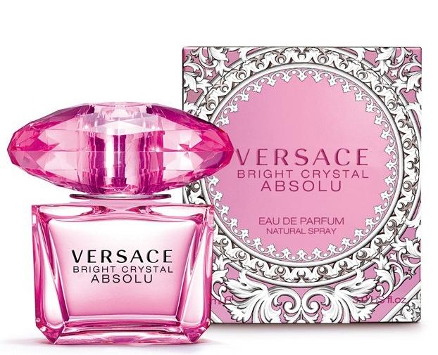 Versace Bright Crystal Absolu parfémovaná voda 50 ml + výdejní místa po celé ČR
