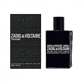 Zadig & Voltaire This Is Him! toaletní voda pánská