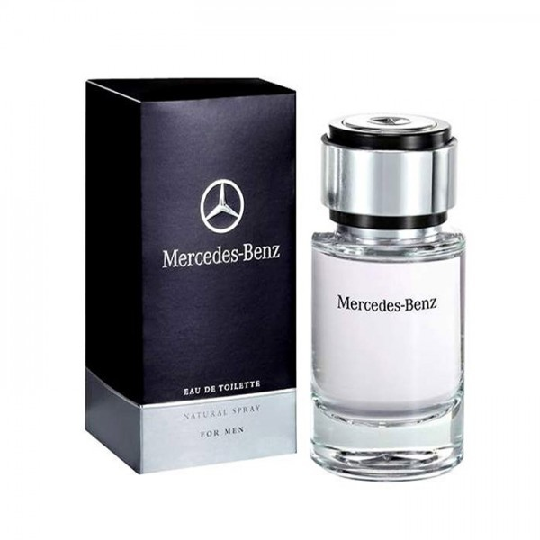 Mercedes Benz Mercedes Benz for Man toaletní voda 120 ml + výdejní místa po celé ČR
