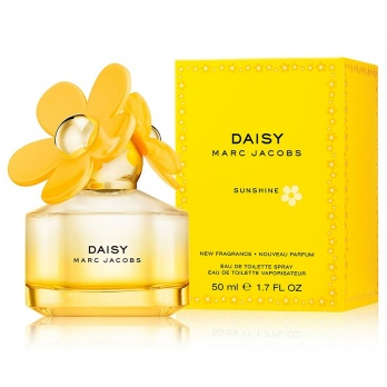 Marc Jacobs Daisy Sunshine toaletní voda dámská