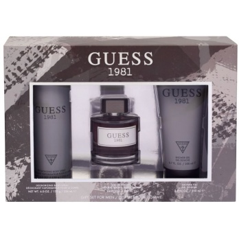 Guess 1981 dárková sada pro muže