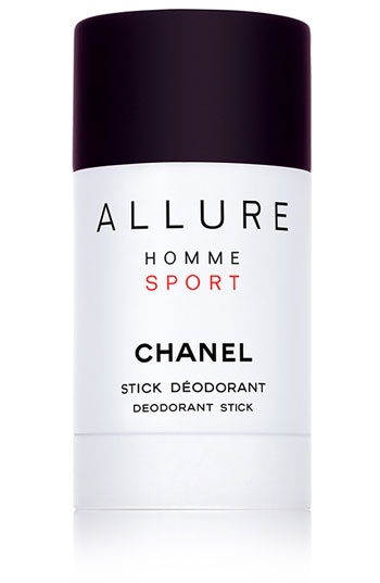 CHANEL Allure Homme Sport Tuhý deodorant
