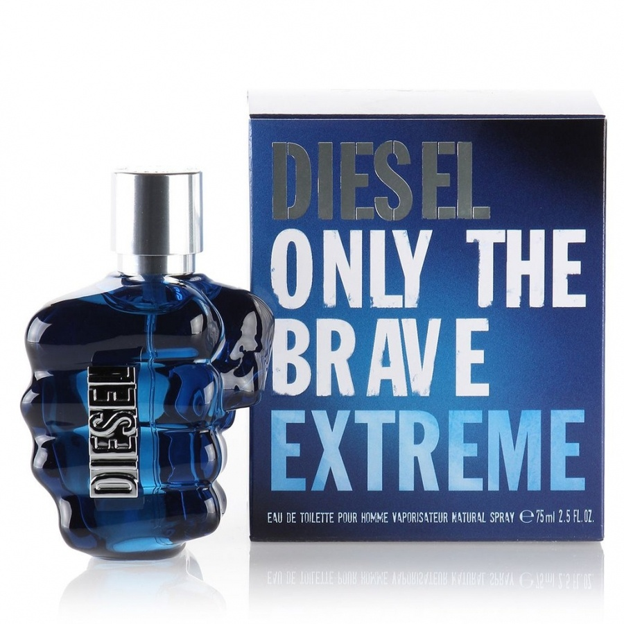 Diesel Only The Brave Extreme Pour Homme toaletní voda