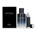 Christian Dior Sauvage dárková sada pro muže