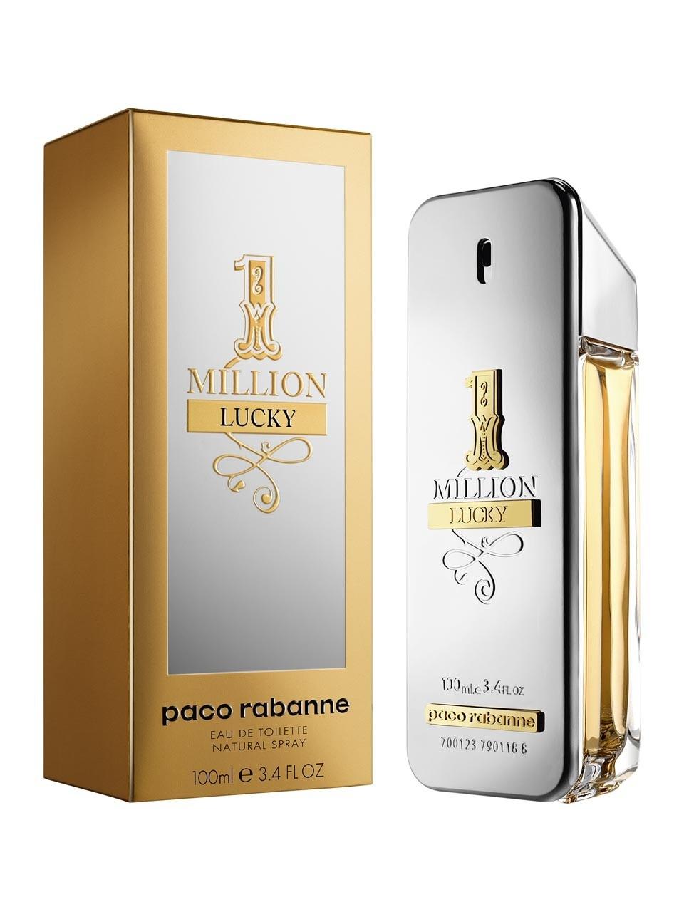 Paco Rabanne 1 Million Lucky toaletní voda pro muže