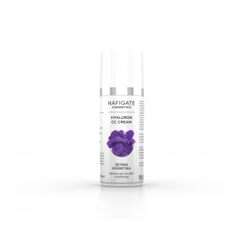 NAFIGATE Cosmetics CC tónovací krém SPF15 - Hyaluron CC Cream