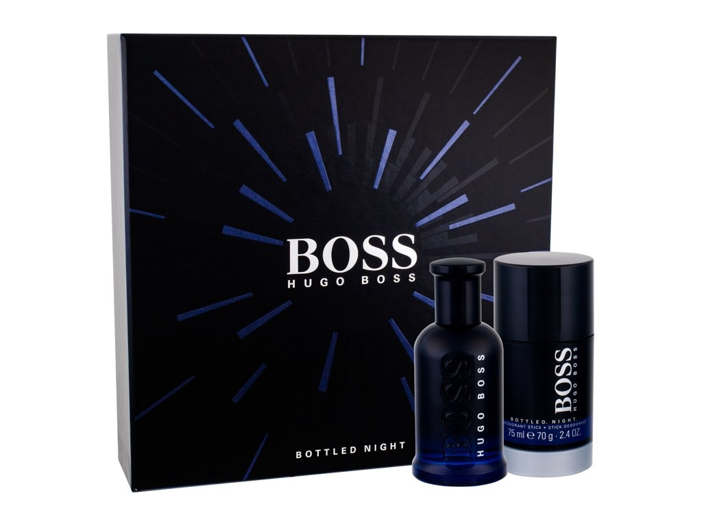 HUGO BOSS Boss Bottled Night dárková sada