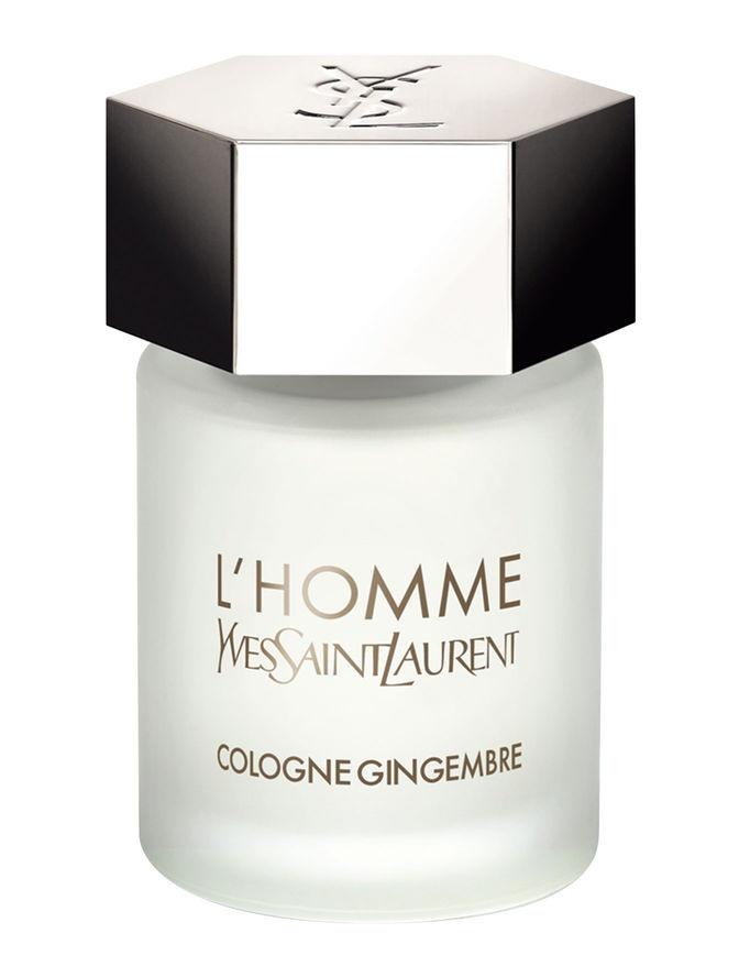 Yves Saint Laurent L´Homme Cologne Gingembre kolínská voda s rozprašovačem 100 ml bez krabičky + výdejní místa po celé ČR