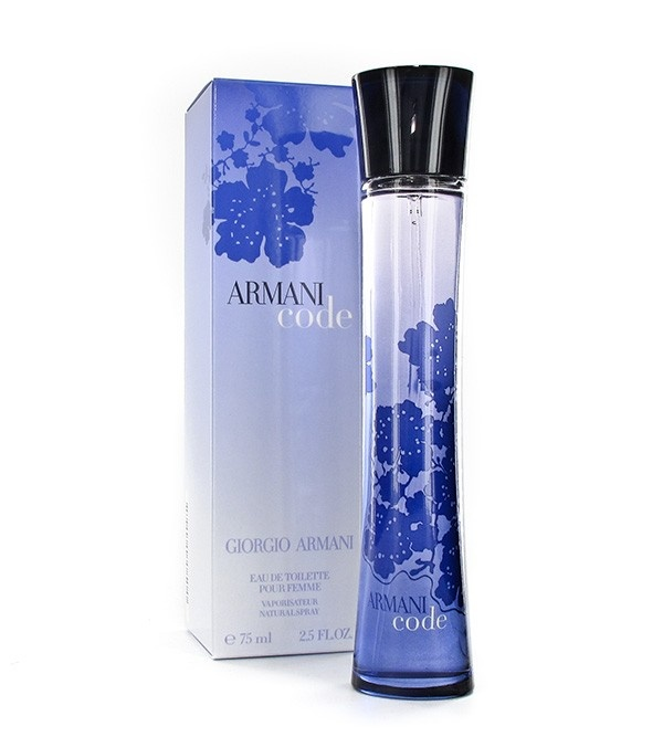 Giorgio Armani Code toaletní voda pro ženy