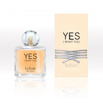 Luxure Yes I Want You parfémová voda