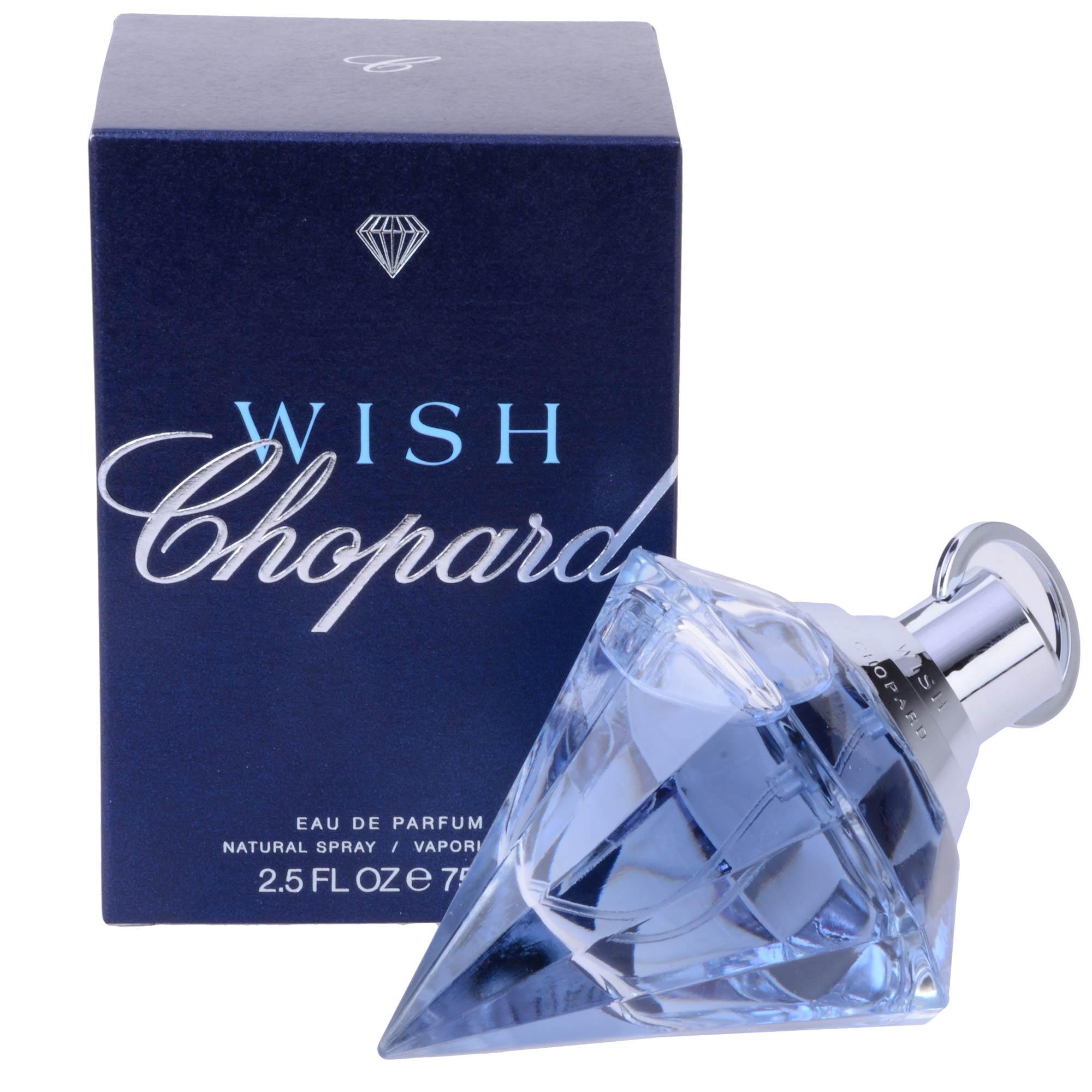 CHOPARD Wish parfémová voda 75 ml + výdejní místa po celé ČR