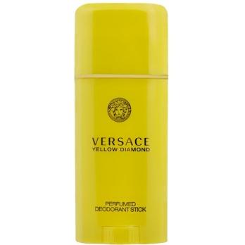 Versace Yellow Diamond tuhý deodorant pro ženy