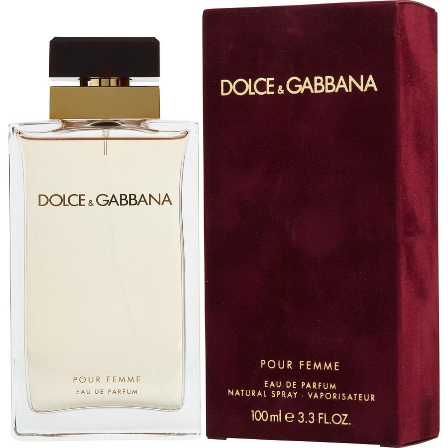 Dolce & Gabbana Pour Femme parfémová voda pro ženy